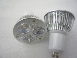 Wholesale MOQ5 Cheap Price W GU10 LED Spotlight Bulbs Lamp GU x W Light V LEDs High Power Chip CE ROSH Years Warranty Dropshiping