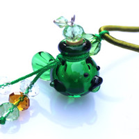 Wholesale Lovely Goldfish Design Color Essential Oil Bottle Pendant Glass Perfume Necklace Fashion Jewelry Set DC256