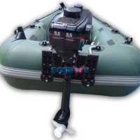 Wholesale US Ship Brand New HP Two Stroke Outboard Motor Boat Engine Water Cooled Component G2