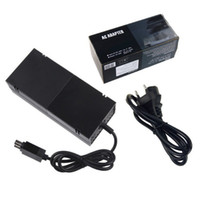 Wholesale EU US UK PLUG AC Adapter Adaptor Power Supply Cord Charging Charger for Microsoft XBOX ONE DHL FEDEX