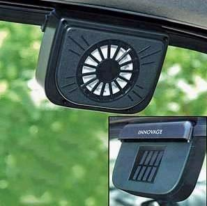 best price new solar powered energy car auto cool cooling cooler fan air vent ventilation car. Black Bedroom Furniture Sets. Home Design Ideas