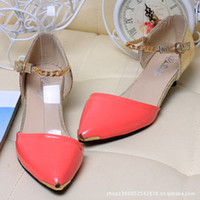 Women high heel sandals - women candy color fashion high quality thin heels low heeled sandal women s flats sandals shoes