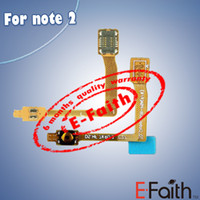 Wholesale Power Button Flex Cable Ribbon Replacement For Samsung Galaxy Note II N7100