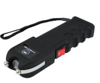 Wholesale 19 Million Volt Stun Gun LED Light Rechargeable taser holster