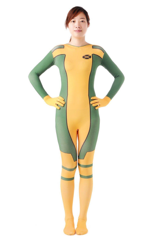 how to get a female superhero body