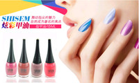 leave massage to me what color you need Nail Polish pure color Professional Nail Art Polish For DIY Printing Multi-Color 15ml 10pcs lot Free Shipping