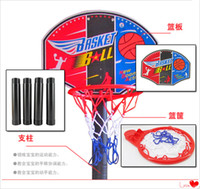 other other other Portable basketball toy can lift baby indoor basketball sports toy
