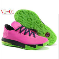 Cheap Wholesale - KD 6 N7 Men's Basketball Athletic Shoes us size 7-12