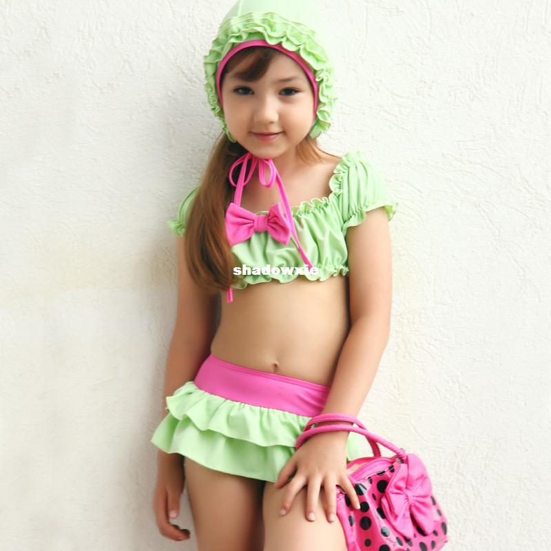 Little Girls in Swimwear Cute Girl Swimwear Kids