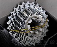Freewheel Fixed Gear Bikes  Campagnolo VELOCE SPROCKET SET Ultra Drive 10 Speed Cassette bicycle bike freewheel 10s Cassettes 12-23 12-25 13-29 11-25