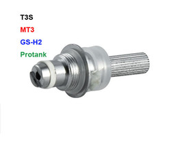 Cheapest GS-H2 T3S MT3 Protank H2 Atomizer Core Changeable Coil Head Fit with GS-H2 H2 Atomizer MT3 T3S EVOD Clearomizer Protank Cartomizer