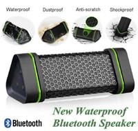 2.1 Universal HiFi Latest Portable Wireless Bluetooth Speaker 4W Stereo audio sound Outdoor Waterproof Shockproof speaker for iphone 4 5 iPod