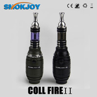 Electronic Cigarette Set Series Black Innokin Cool Fire 2 Starter Kit With Iclear 30B Atomizer