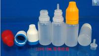 Wholesale ml LDPE childproof amp tamper proof cap drop bottle by Fedex