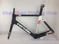 Cheap Road Bikes cervelo S5 Best Carbon Fibre 3K full carbon road bike fra