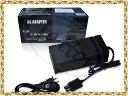 Wholesale Factory Price AC Power Adaptor for XBOX ONE Slim game adapter accessory V V AC Adapter power charger DHL