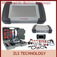 Wholesale 2014 New Arrival MaxiDAS DS708 Scanner Original German DS708