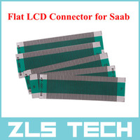 Best Flat LCD Connector for Saab 9-5 ACC display 5pcs Lot