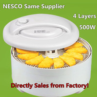 Wholesale NESCO same supplier food dehydrator kitchen machine food drying machine Pet food dyrer fast food health fruit dryer machine V