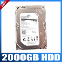 ST2000DM001 2TB(2000GB) Internal Brand New Seagate SATA3.0 2TB(2000GB) 64M 7200rpm Hard Drive Disk HDD for CCTV DVR and Complete CCTV System