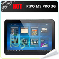 PIPO 10 inch Quad Core Quad Core 3G Tablet PC Pipo M9 Pro M9 3G 10inch Capacitive Retina Display 1920x1200 2G 32GB Bluetooth Built-in 3G GPS 5.0MP Camera 002059