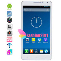 5. 5 inch W550 Note 3 Quad Core MTK6582 1G 4GB Android 4. 2 GP...