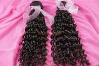 Cheap Brazilian Hair Best Brazilian Curly Hair Best Curly Under $50 2 Pcs 34 Inches