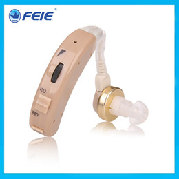 Wholesale Hearing Aids Behind the Ear Adjustable Sound Amplifier CE approved S A