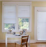 Polyester / Cotton blinds - cm X cm Customized Fauxwood Blinds Foam Wood Blinds PVC Blinds inch width PVC Slats