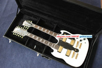 Cheap Solid Body Double Neck Guita Best 12 Strings Mahogany 1275 Electric Guitars