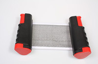 Wholesale Hot Sale Scaleable Table Tennis Net Rack Indoor And Outdoor Ping Pong Net