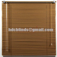 Wholesale piece brown slats aluminium horizontal venetian blinds cm X100cm