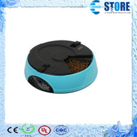 Wholesale 6 Meal LCD Automatic Pet Feeder wu
