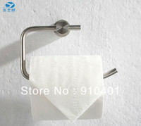 Cheap Free Shipping Wholesale And Retail Promotion Stainless Steel Toilet Paper Holder Toilet Tissure Roll Paper Rack Wall Mounted