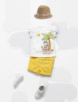 Wholesale Free shipping Fashion Girls Summer sets 3pcs set H...