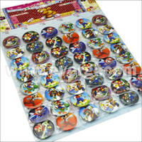 age button badge - 48PCS Super Mario Buttons Pins Badges Birthday Party m