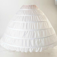 Wholesale 2015 Petticoats Ball Gown Wedding Dresses Bridal Accessories Lady Petticoat hoops white Ivory