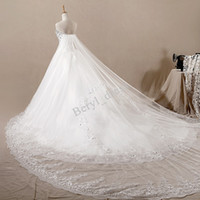 Ball Gown Real Photos Sweetheart 2014 Luxury Lace Long Chapel Train Real Model Wedding Dress Shining Crystal Rhinestone Long Lace Bridal Gowns 2014 Faster Shipping !!!