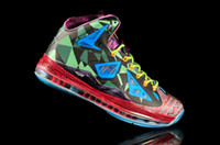 Wholesale hot sell Lebron MVP X basketball shoes Lebron PS elite athlenic shoes men size women size