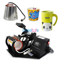 Wholesale US Ship In Digital Cup Heat Transfer Press Sublimation Machine Coffee Mug Programs D1 A