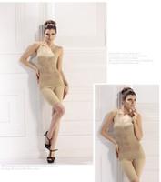 Women Corset & Bustier Valentine's Day Guaranteed 100% FIR Far Infrared Body Shaping Underwear Abdomen Waist Slimming Suit