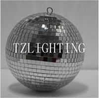 Incandescent mirror ball disco ball - Modern Luxury Rotate Magic Ball Light Mirror Surface Glass Ball Light Stage Lighting Bar Dance Floor Disco Party Lighting