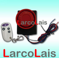 Wholesale Motorcycle Anti Theft Vibration Alarm Remote Y1007 LLDA5960