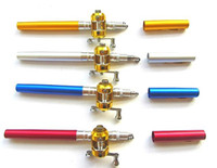 Wholesale Free distribution of carbon pen fishing rod mini colors Federal Free Delivery