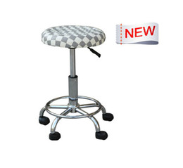Wholesale Good Quality Beauty Salon Chair Stool for pub Four Color To Choose