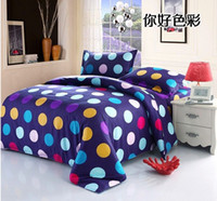 Wholesale style Hot sale King Queen twin size bedding sets bedclothes duvet covers bed sheet the bed linen home B5