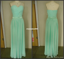 Wholesale in stock special occasion dresses A line ruffle sweetheart sleeveless floor length green back design zipper