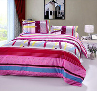 Wholesale style Hot sale King Queen twin size bedding sets bedclothes duvet covers bed sheet the bed linen home B9