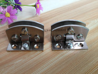 hinges - Cabinet Glass Door Hinge Glass Cupboard Cabinet Door Clamp Hinge pack