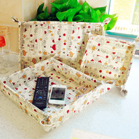 other other other Wewoo series cloth storage box storage coffee table desktop storage storage box